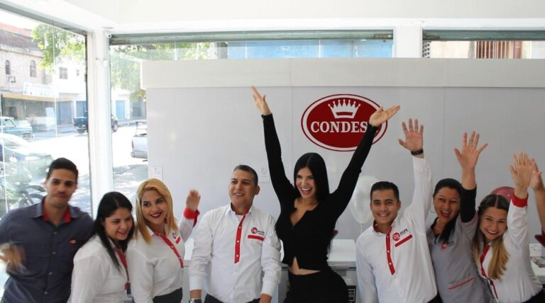 La Ruta Condesa Barquisimeto
