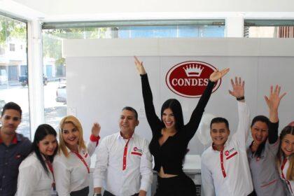 Ruta Condesa llegó a toda Venezuela