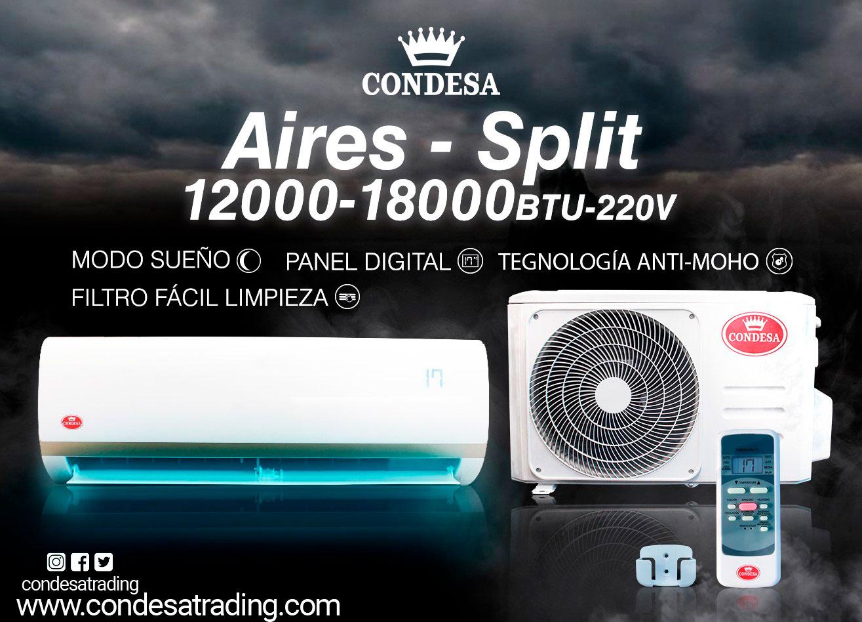 Aire Acondicionado Split de Condesa - Ardos Consultores