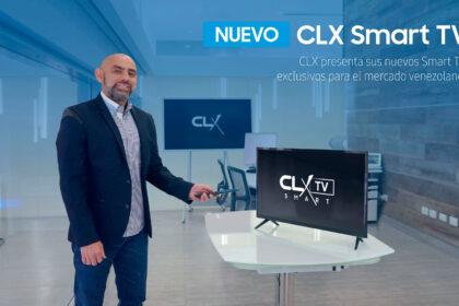 Led TV Smart CLX - ArdosConsultores