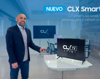 Led TV Smart CLX - ArdosConsultores